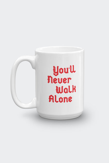 Liverpool You'll Never Walk Alone 15oz Mug