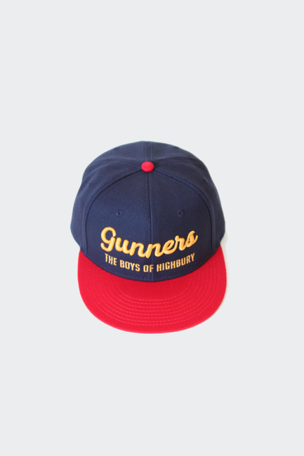 Arsenal FC Snapback Hat Original Collection Gunners The Boys of Highbury