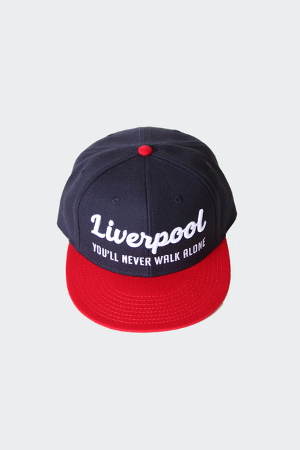 Liverpool Original Snapback Hat