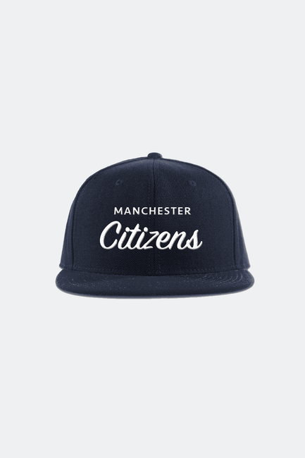 Manchester City Citizens Snapback Hat
