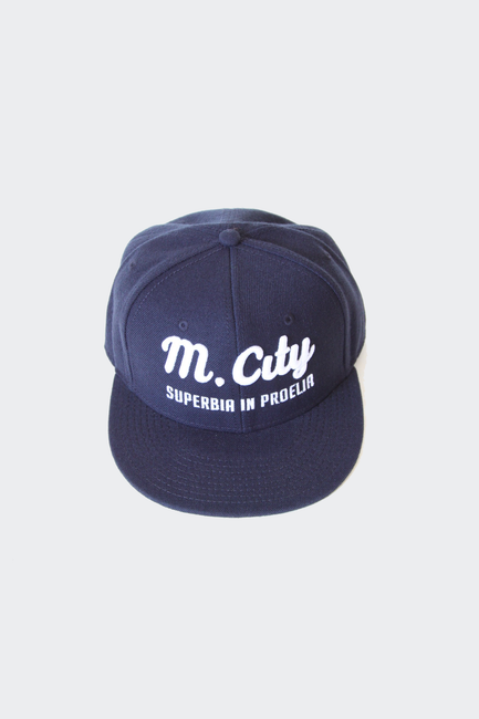 Manchester City Original Snapback Hat