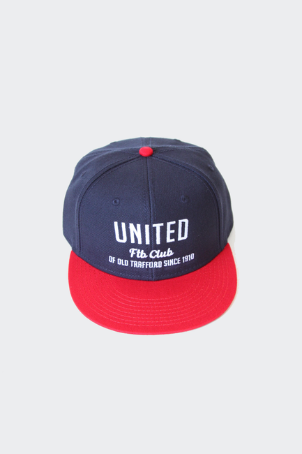 Manchester United Classic Snapback Hat