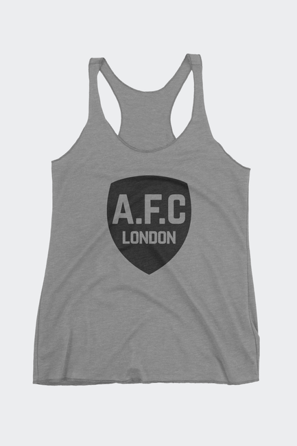 London Arsenal Triblend Racerback Tank
