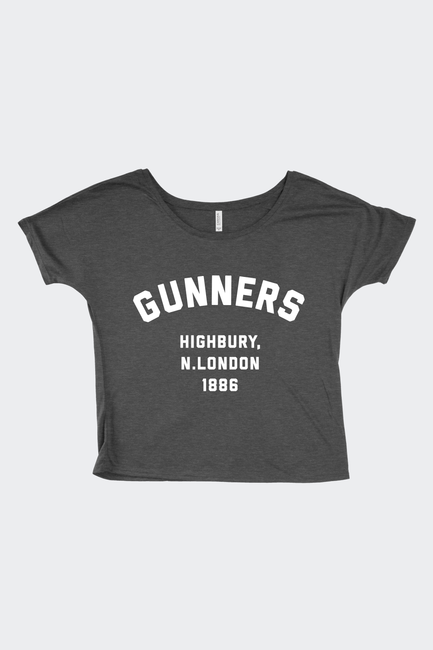 Gunners of Highbury Flowy T-Shirt
