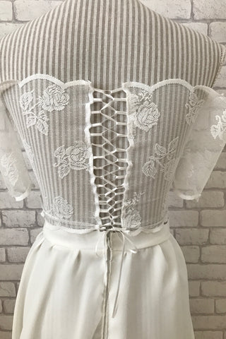 custom made wedding dress online