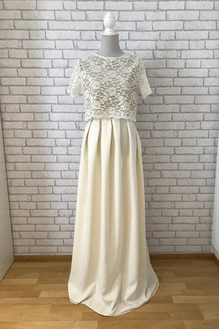 bohemian wedding dress online