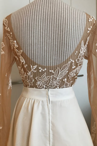 bridal wedding bodysuit