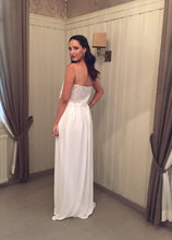 Lataa kuva Galleria-katseluun, two piece wedding dress