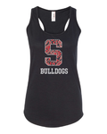 Skiatook Bulldogs Paisley S Tank - Adult
