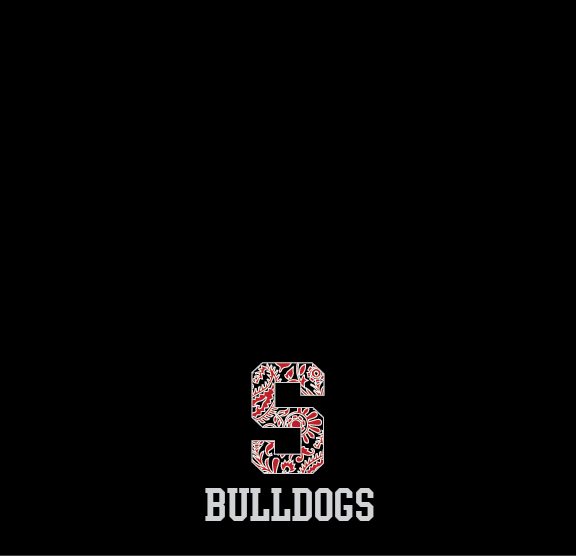 Skiatook Bulldog Stadium Blanket