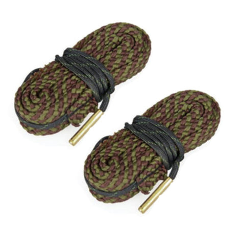 2 Pack Westlake Market .45 Caliber Quality Gun/Pistol Bore Cleaning Snake