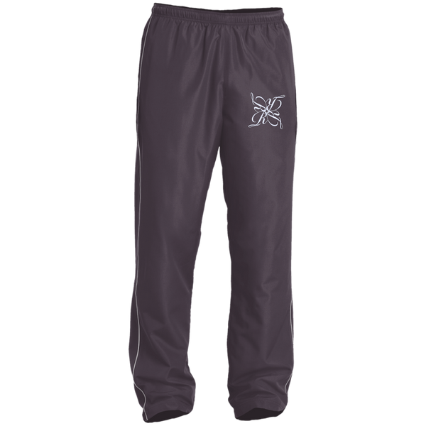 Embroidered Performance Wind Pant