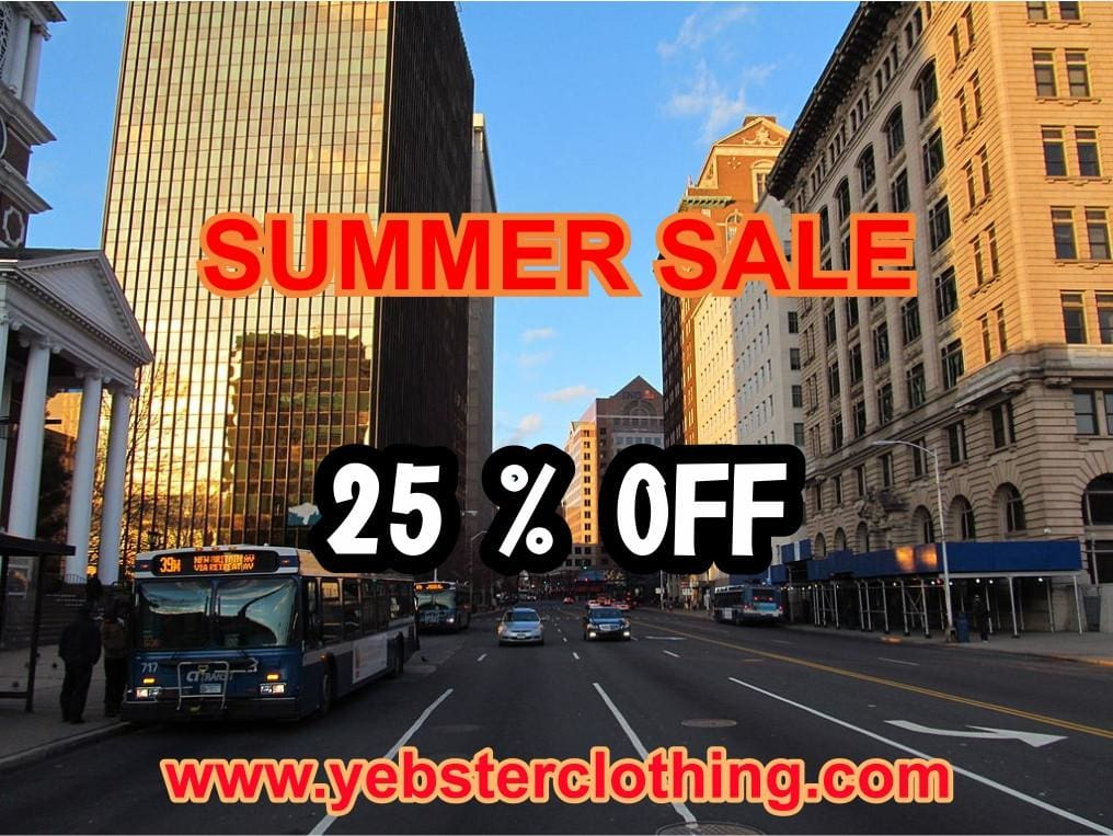 YEBSTER SUMMER 2017 NEW HAVEN , CT