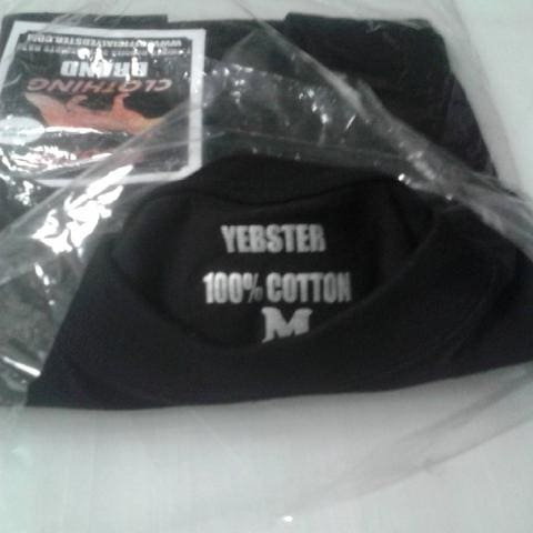 yebster cotton tag
