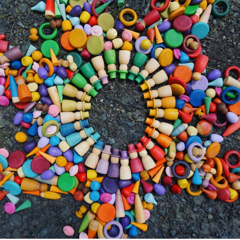 Grapat Loose Parts Play by nester.wanders