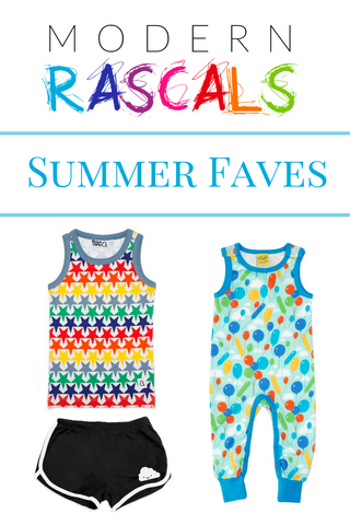 Modern Rascals Summer 2017 Faves
