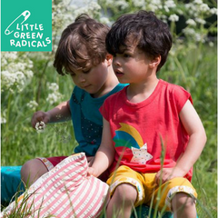 Little Green Radicals New SS18 Available at Modern Rascals