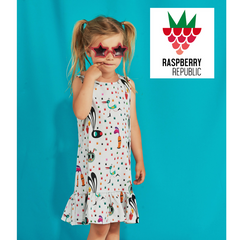 Raspberry Republic SS18 Available at Modern Rascals