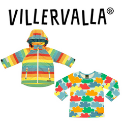 Villervalla Kids Clothes Now Available at Modern Rascals