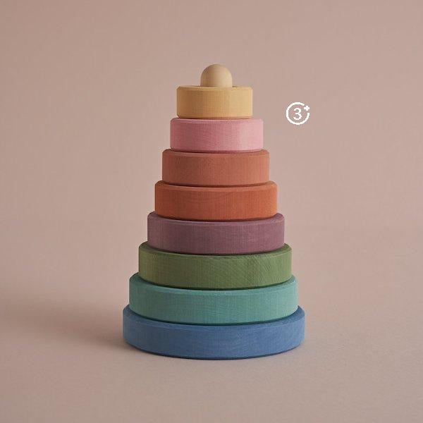 Raduga Grez Pastel Earth Stacker