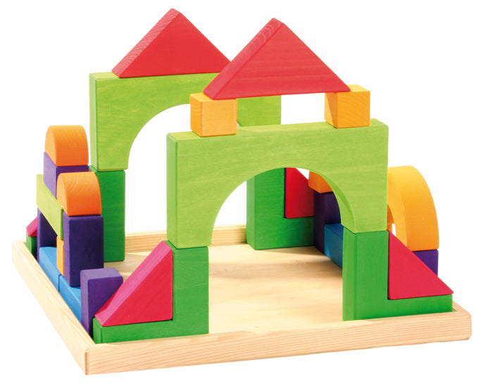 Basic Building Set 4x4cm
