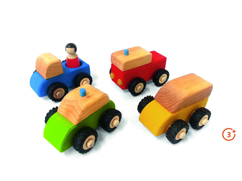 Wooden Vehicles - Small