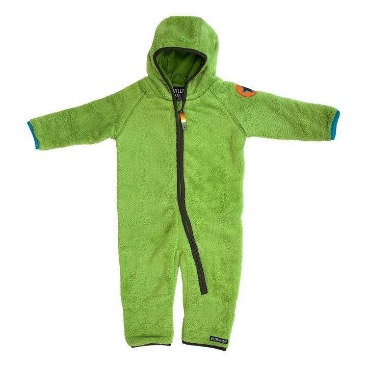 Turtle Pile Fleece One Piece