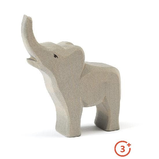 Small Elephant - Trumpeting