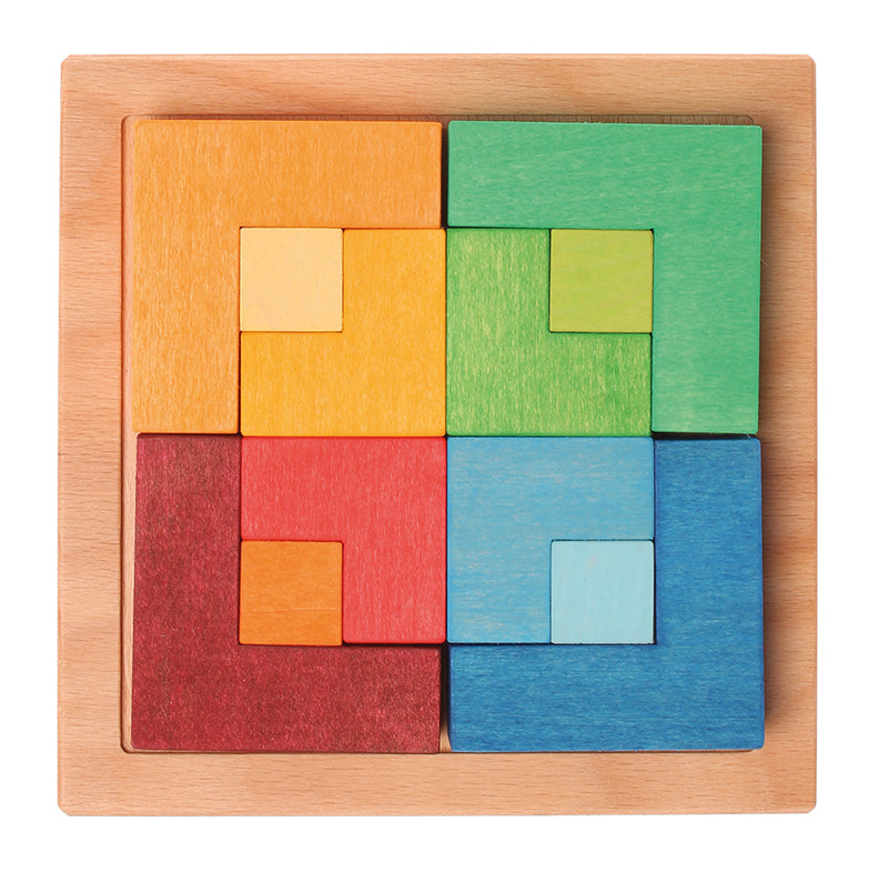 Learning - Small Squares with Template