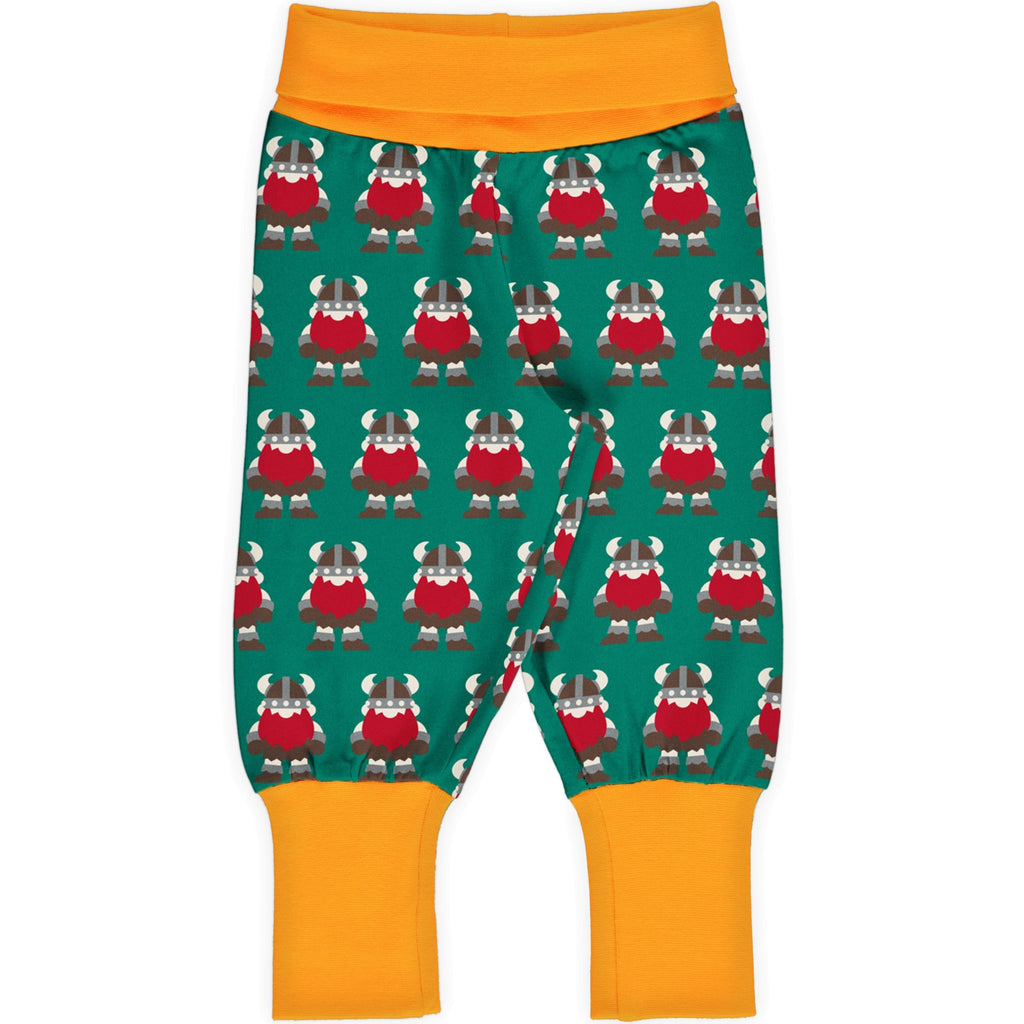 Viking Ribbed Pants - 2 Left Size 6-12 months & 1-2 years