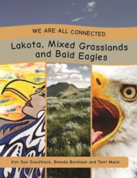 We Are All Connected: Lakota, Mixed Grasslands and Bald Eagles, paperback