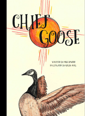 Chief Goose, paperback