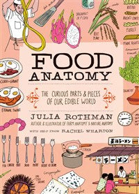 Food Anatomy, paperback