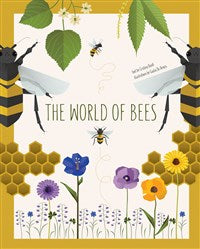 The World of Bees, Hardcover