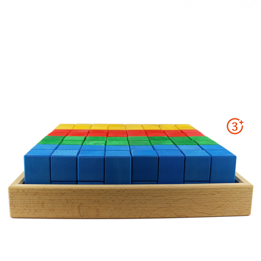 Junior Building - Corner Blocks