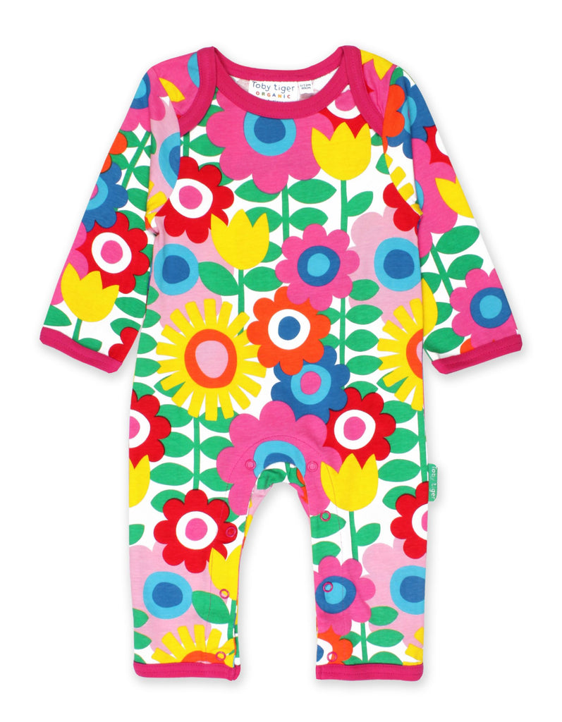 Flower Power One Piece Suit