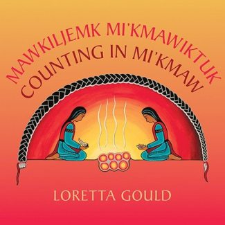 Counting in Mi'kmaw, Board Book