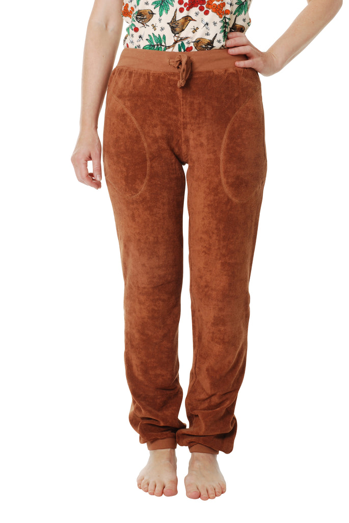 Adult's Chipmunk Terry Trousers