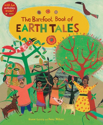 Barefoot Book of Earth Tales, Paperback