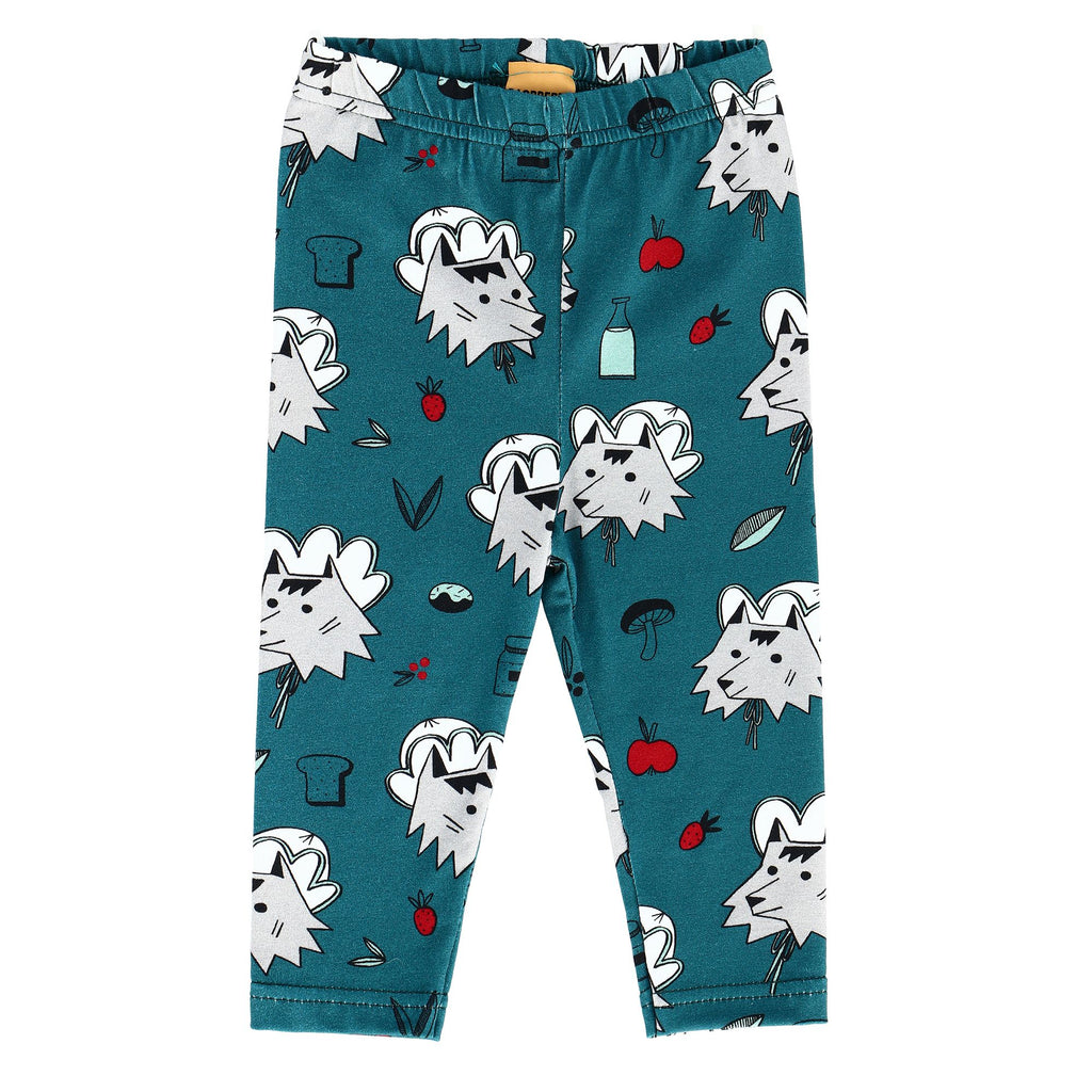 A Wolf in Disguise Leggings - 1 Left Size 9-18 months