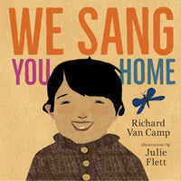 We Sang You Home, board book