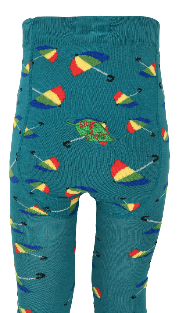 Brolly Tights by Slugs and Snails Organic Cotton Toddler Kids Clothes from Modern Rascals