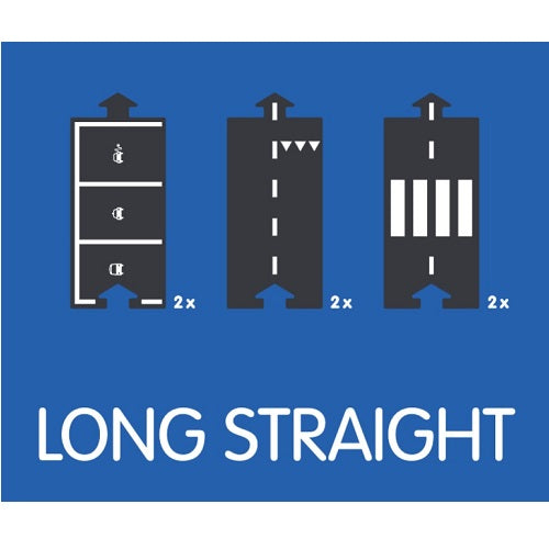 Long Straight Extension Set