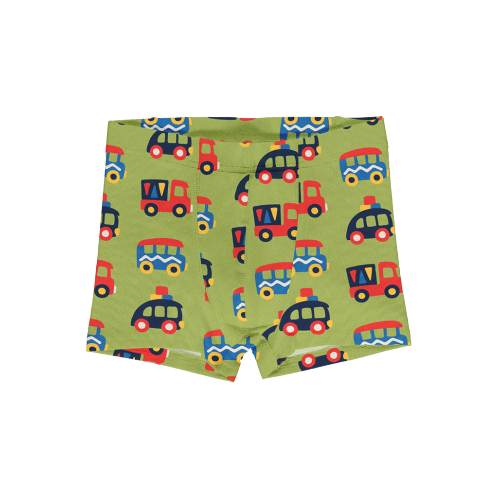 Colourful Cars Boxers