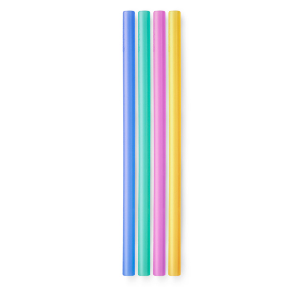 Silikids Single Reusable Straw