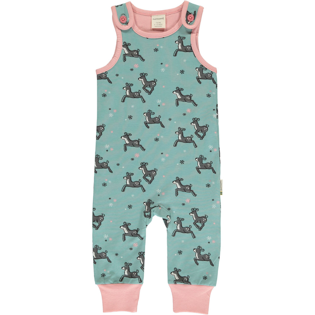 Dashing Reindeer Playsuit