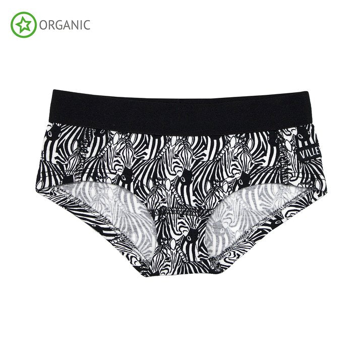 Zebra Briefs - 2 Left Size 1-2 & 8-10 years
