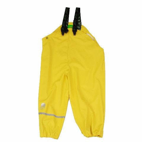 Rainwear Overall - Yellow