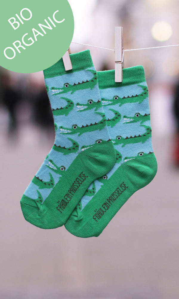Crocodile Socks - Restocked!