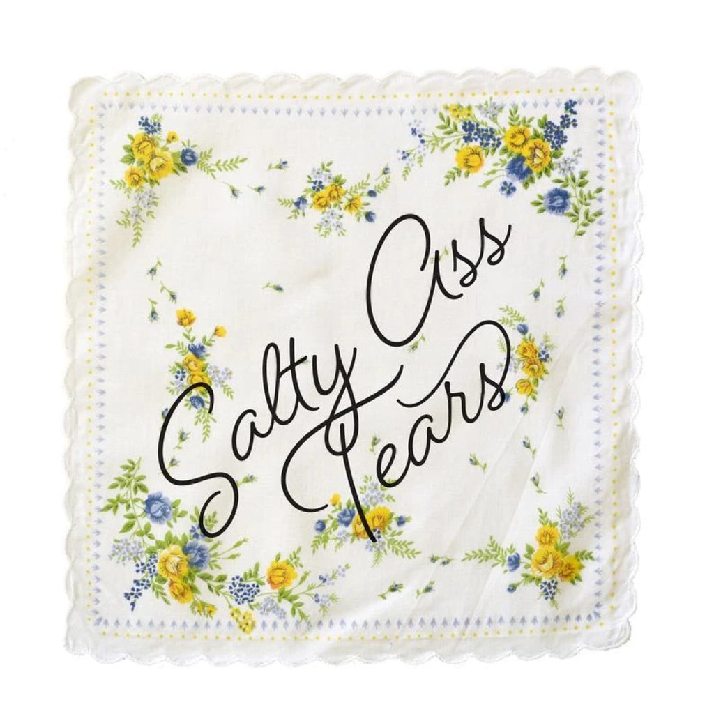 Salty Ass Tears Handkerchief
